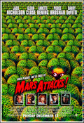 "Movie Posters:Science Fiction, Mars Attacks! (Warner Brothers, 1996). Rolled, Very Fine/Near Mint.Printer's Proof One Sheet (28"" X 41"") SS, Page Wood Artw..."