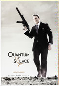 "Movie Posters:James Bond, Quantum of Solace (MGM, 2008). Rolled, Very Fine/Near Mint.Printer's Proof One Sheet (28"" X 41""). James Bond.. ..."
