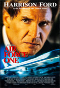 """Movie Posters:Action, Air Force One & Other Lot (Columbia, 1997). Rolled, Very Fine-. One Sheets (3) (26.75"""" X 39.75"""" & 27"""" X 40""""). Action.. ... (Total: 3 Items)"""