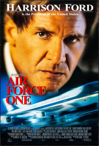 "Air Force One & Other Lot (Columbia, 1997). Rolled, Very Fine-. One Sheets (3) (26.75"" X 39.75"" & 27&q..."