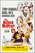 "Movie Posters:Comedy, The Brass Bottle & Other Lot (Universal, 1964). Folded, VeryFine. One Sheets (4) (27"" X 41""). Comedy.. ... (Total: 4 Items)"