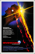 "Movie Posters:Science Fiction, Brainstorm & Other Lot (MGM/UA, 1983). Folded, Very Fine+. OneSheets (4) (27"" X 41""). Science Fiction.. ... (Total: 4 Items)"