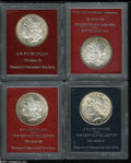 Additional Certified Coins: , 1878 8TF S$1 Morgan Dollar Paramount MS65 (MS62),... (4 coins)