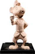 Animation Art:Maquette, The Adventures of Ichabod Crane Water Rat Maquette Sculpted by Harry Holt (Walt Disney, c. 1960s-70s). ...