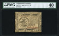 Continental Currency May 10, 1775 $5 PMG Extremely Fine 40