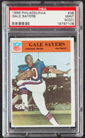 Football Cards:Singles (1960-1969), 1966 Philadelphia Gale Sayers #38 PSA Mint 9 (OC)....