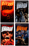 Books:General, Doc Savage Fan-Fiction Paperbacks Group of 18 (Various Publishers, c. 2010-16).... (Total: 18 Items)