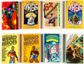 Books:Vintage Paperbacks, Weird Heroes #1-8 Complete Series Paperback Group (Pyramid/Jove, 1977).... (Total: 8 Items)