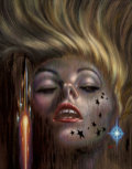 Original Comic Art:Illustrations, Kelly Freas (American, 1922-2005). Zenya paperback cover, 1975. Acrylic on board. 18.5 x 14.5 in. (sight). Signed and da...