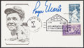 Autographs:Letters, 1986 Roger Maris Signed Babe Ruth First Day Cover - Postmarked tothe 25th Anniversary of his 61st Home Run....