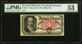 Fractional Currency:Fifth Issue, Fr. 1381 50¢ Fifth Issue PMG About Uncirculated 53.. ...