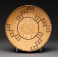 American Indian Art:Baskets, A Chemehuevi Coiled Bowl. c. 1900...