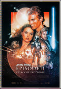 Movie Posters:Science Fiction, Star Wars: Episode II - Attack of the Clones (20th Century Fox,2002). Rolled, Very Fine/Near Mint. Printer's Proof One Shee...