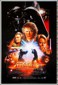 Star Wars: Episode III - Revenge of the Sith (20th Century Fox, 2005). Rolled, Very Fine/Near Mint. Printer's Proof One...