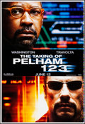 """Movie Posters:Action, The Taking of Pelham 123 (Columbia, 2009). Rolled, Very Fine/Near Mint. Printer's Proof One Sheet (28"""" X 41"""") SS Advance. Ac..."""