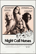 "Movie Posters:Sexploitation, Night Call Nurses & Other Lot (New World, 1972). Folded, VeryFine-. One Sheets (2) (27"" X 41""). Sexploitation.. ... (Total: 2Items)"