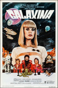 """Movie Posters:Comedy, Galaxina & Other Lot (Crown International, 1980). Folded, Fine/Very Fine. One Sheets (2) (27"""" X 41"""") Style B. Comedy.. ... (Total: 2 Items)"""