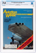 Explorers:Space Exploration, Magazines: Aviation Week & Space Technology Dated February 10, 1986, Directly From The Armstrong Family Collection...
