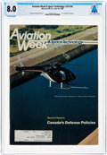 Explorers:Space Exploration, Magazines: Aviation Week & Space Technology Dated June 30, 1986, Directly From The Armstrong Family Collection™, C...