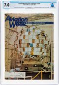 Explorers:Space Exploration, Magazines: Aviation Week & Space Technology Dated July 28, 1986, Directly From The Armstrong Family Collection™, C...