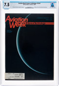 Explorers:Space Exploration, Magazines: Aviation Week & Space Technology Dated March 3, 1986, Directly From The Armstrong Family Collection™, C...