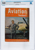 Explorers:Space Exploration, Magazines: Aviation Yearbook Dated 1950 Flying Manual, Directly From The Armstrong Family Collection™, CAG Certifi...