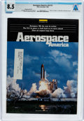 Explorers:Space Exploration, Magazines: Aerospace America Dated December 1988, Directly From The Armstrong Family Collection™, CAG Certified an...