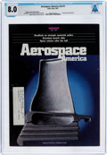 Explorers:Space Exploration, Magazines: Aerospace America Dated May 1987, Directly From The Armstrong Family Collection™, CAG Certified and Gra...