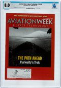 Explorers:Space Exploration, Magazines: Aviation Week & Space Technology Dated August 20, 2012, Directly From The Armstrong Family Collection™,...