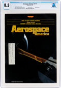 Explorers:Space Exploration, Magazines: Aerospace America Dated July 1989, Directly From The Armstrong Family Collection™, CAG Certified and Gr...