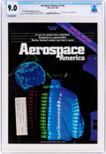 Explorers:Space Exploration, Magazines: Aerospace America Dated June 1989, Directly From The Armstrong Family Collection™, CAG Certified and Gr...