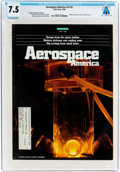 Explorers:Space Exploration, Magazines: Aerospace America Dated May 1989, Directly From The Armstrong Family Collection™, CAG Certified and Gra...
