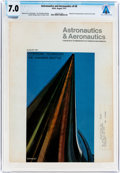 Explorers:Space Exploration, Magazines: Astronautics & Aeronautics Dated August 1971, Directly From The Armstrong Family Collection™, CAG Certi...
