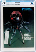 Explorers:Space Exploration, Magazines: Astronautics & Aeronautics Dated July/August 1983, Directly From The Armstrong Family Collection™, CAG ...