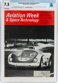 Explorers:Space Exploration, Magazines: Aviation Week & Space Technology Dated July 29, 1968, Directly From The Armstrong Family Collection™, C...