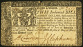 Colonial Notes:Maryland, Maryland March 1, 1770 $8 Very Fine.. ...