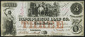 Obsoletes By State:Iowa, Anamosa, IA - Wapsipinicon Land Co. $3 Mar. 4, 1858 Very Fine.. ...