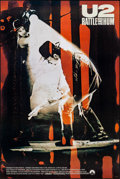 "Movie Posters:Rock and Roll, U2: Rattle and Hum (Paramount, 1988). Rolled, Very Fine. One Sheet (27"" X 41"") SS. Rock and Roll.. ..."