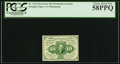 Fractional Currency:First Issue, Fr. 1243 10¢ First Issue PCGS Choice About New 58PPQ.. ...