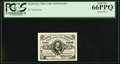Fractional Currency:Third Issue, Heath Face Plate Counterfeit Detector 5¢ Third Issue PCGS Gem New 66PPQ.. ...