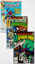Modern Age (1980-Present):Superhero, The Amazing Spider-Man Group of 51 (Marvel, 1979-2005) Condition:Average NM-.... (Total: 51 Items)