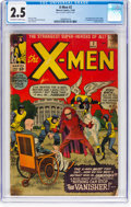 Silver Age (1956-1969):Superhero, X-Men #2 (Marvel, 1963) CGC GD+ 2.5 Off-white to white pages....