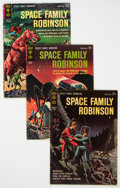 Silver Age (1956-1969):Science Fiction, Space Family Robinson Group of 38 (Gold Key, 1962-78) Condition: Average VG.... (Total: 38 )