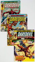 Bronze Age (1970-1979):Superhero, Daredevil #132-157 and Annual #4 Complete Range Group (Marvel, 1976-79) Condition: Average VF/NM.... (Total: 27 )