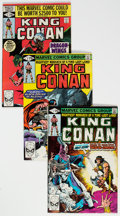 Modern Age (1980-Present):Science Fiction, King Conan/Conan the King Group of 50 (Marvel, 1979-89) Condition:Average NM-.... (Total: 50 Items)