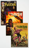 Silver Age (1956-1969):Adventure, Phantom Group of 32 (Gold Key/Charlton, 1962-77) Condition: Average VG/FN.... (Total: 32 Comic Books)