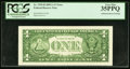 Error Notes:Ink Smears, Additional Back Printings Error Fr. 1930-B $1 2003A Federal Reserve Note. PCGS Very Fine 35PPQ.. ...
