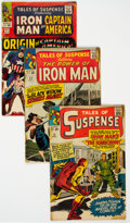 Silver Age (1956-1969):Superhero, Tales of Suspense Group of 5 (Marvel, 1964-65) Condition: Average VG-.... (Total: 5 Comic Books)