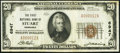 National Bank Notes:Nebraska, Stuart, NE - $20 1929 Ty. 1 The First NB Ch. # 6947 Very Fine.. ...