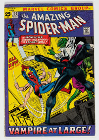 The Amazing Spider-Man #102 (Marvel, 1971) Condition: FN/VF
